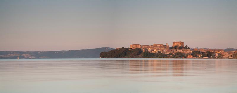 Capodimonte, lake Bolsena