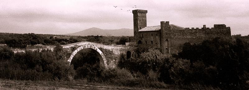 Childe harolde's Dark  Tower
