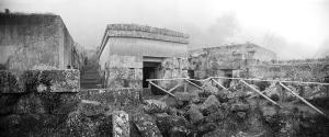 etruscan cemetery orvieto