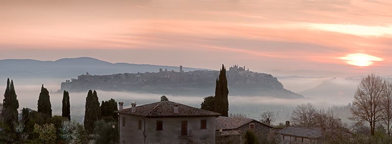 Orvieto April Dawn