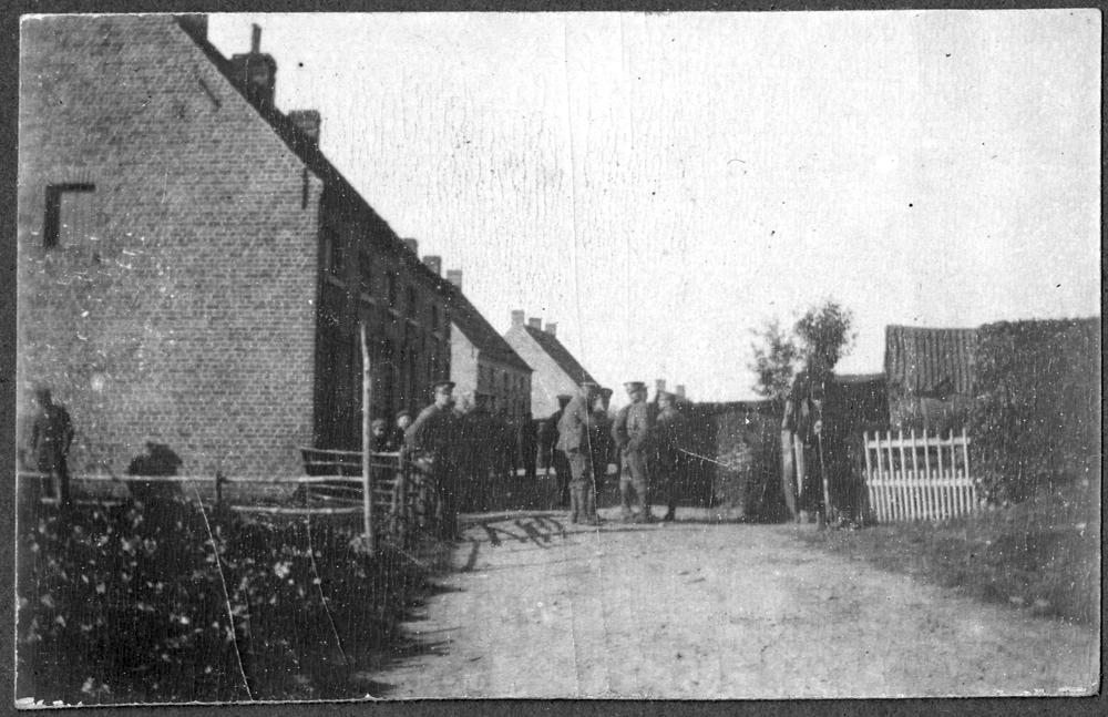 1914 Belgian Street, Mons