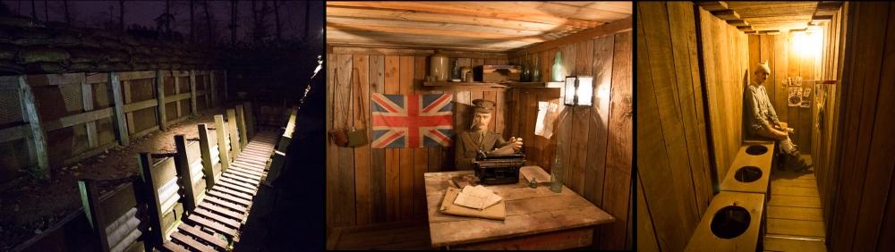 trench life Passchendael