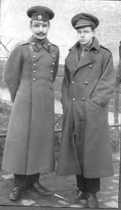 Capt. GHRB Pat Somerville_Crefeld PoW camp